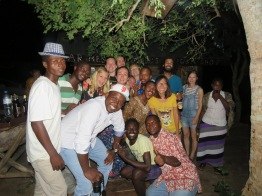 I love my Tanzania family~