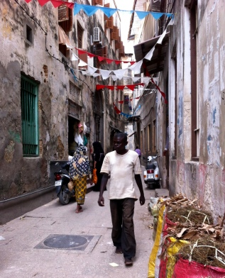 Locals of Stone Town