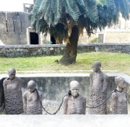 'Memory of a Slave' scultpure