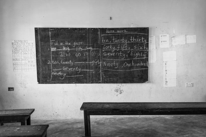 School board by Sebastien Beun