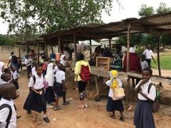 Kiosk at Twiga Primary School